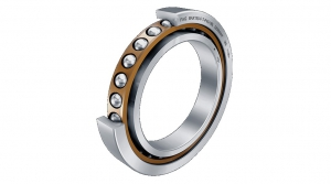 Axial angular contact ball bearings for main spindles